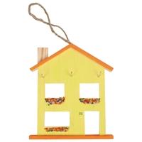 Εικόνα της Ξύλινη κλειδοθήκη για διακόσμηση.