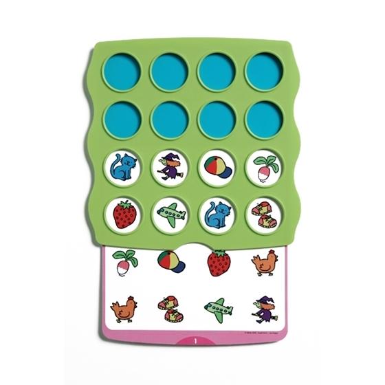 Εικόνα της Με αγορά παιχνιδιών 400€ της εταιρείας ΝΑΤΗΑΝ  Δώρο !!!  το παιχνίδι                                                            Memory σχήματα-χρώματα (αξίας 49 €)