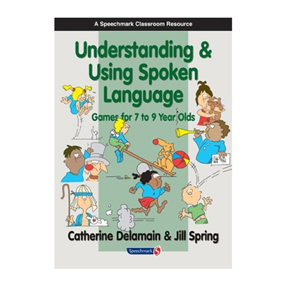 Εικόνα της Understanding and Using Spoken Language