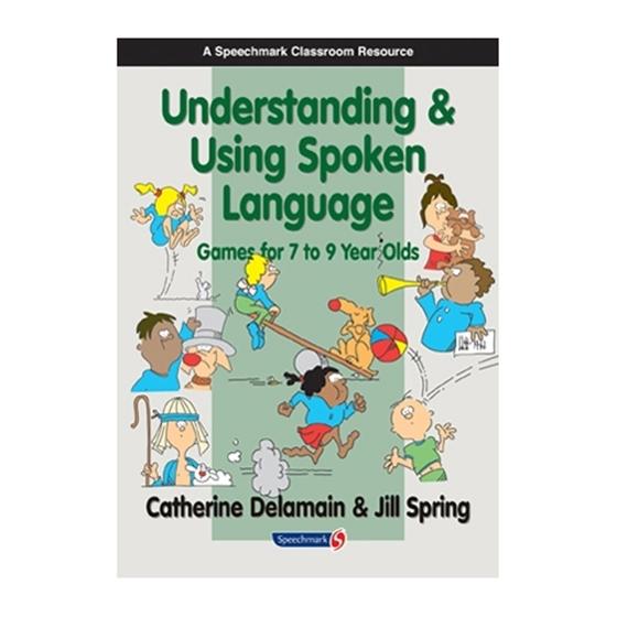 Εικόνα της Understanding and using spoken Language