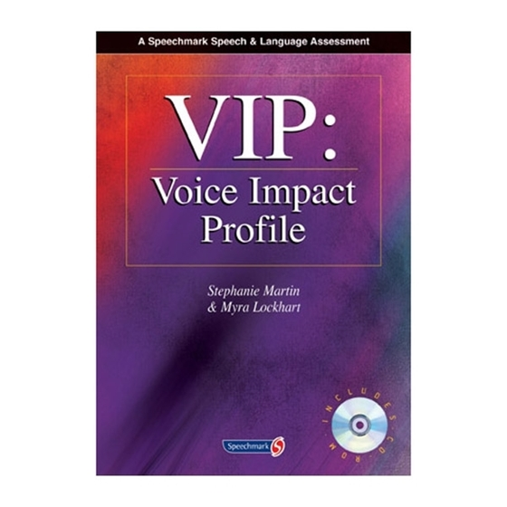 Εικόνα της VIP: Voice Impact Profile