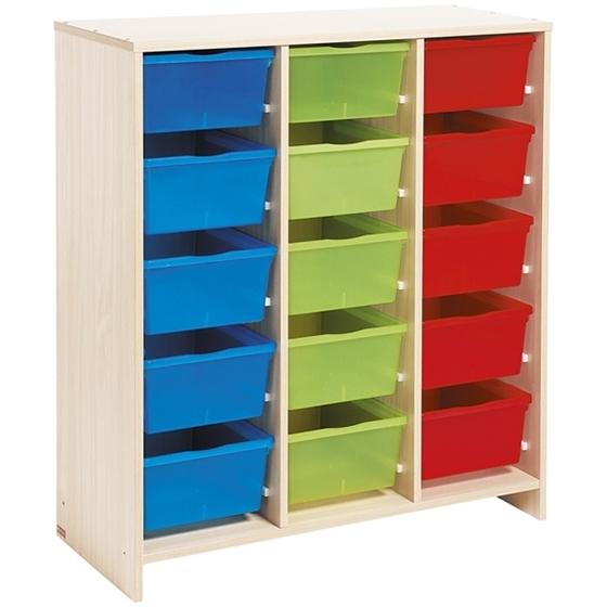 Εικόνα της Μονάδα με 15 Χρωματιστά Συρτάρια.