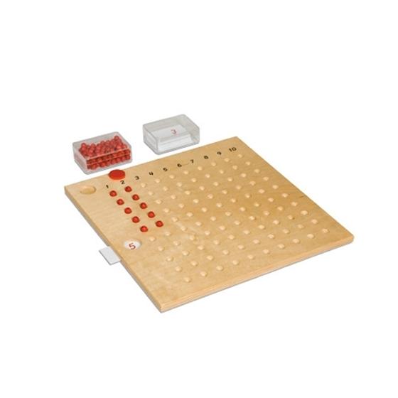 Εικόνα της Multiplication Board Set