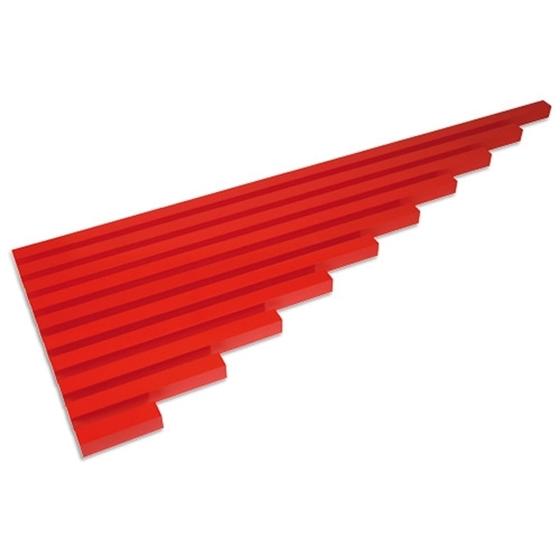 Εικόνα της The red rods