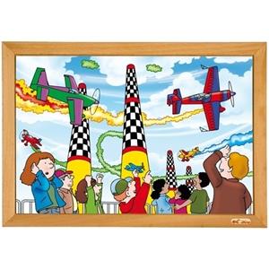 Εικόνα της Power Puzzle Αεροπορικές Επιδείξεις