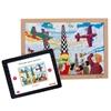 """Εικόνα της Power puzzle """"Αεροπορικές Επιδείξεις"""""""