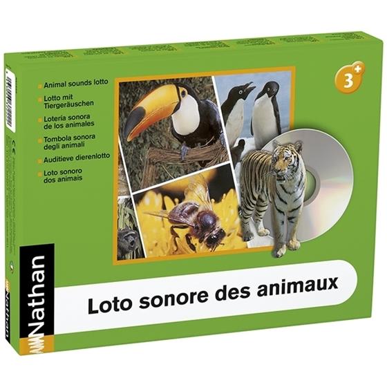 Εικόνα της Λόττο με ήχους ζώων