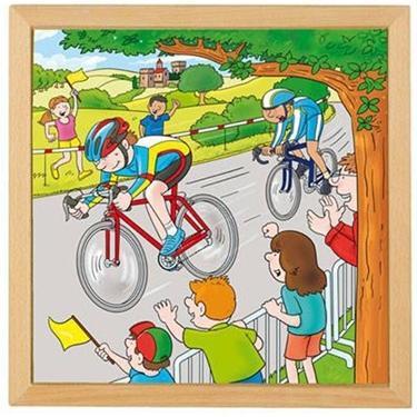 """Εικόνα της """"Αγώνας Ποδηλάτου"""""""