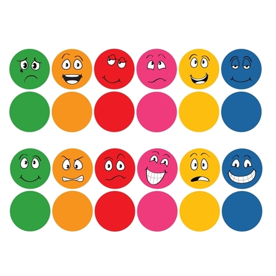 Εικόνα της Τρόλεϊ με 12 Μαξιλαράκια Συναισθημάτων