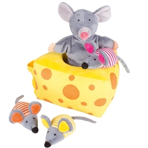 Εικόνα της Οικογένεια Ποντικιών