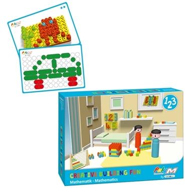 Εικόνα της Κάρτες μαθηματικών Poly-M