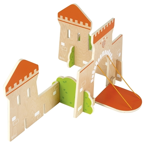 Εικόνα της Ξύλινο Σκηνικό Κάστρο