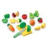 Εικόνα της Φρούτα & λαχανικά που κόβονται σε φέτες