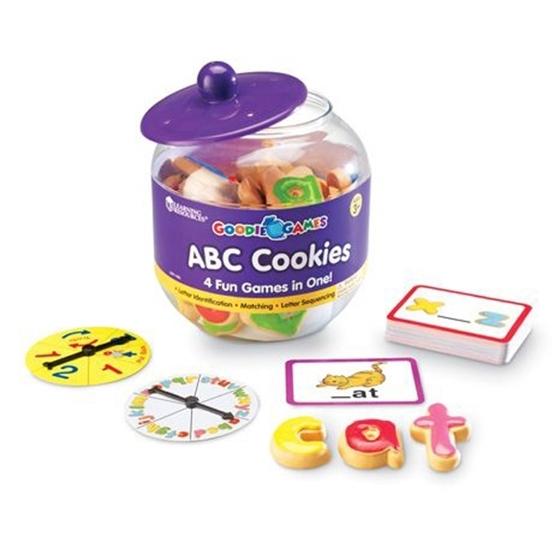Εικόνα της Μπισκότα ABC