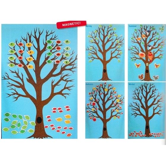 Εικόνα της Magna Fun Tree with Pieces
