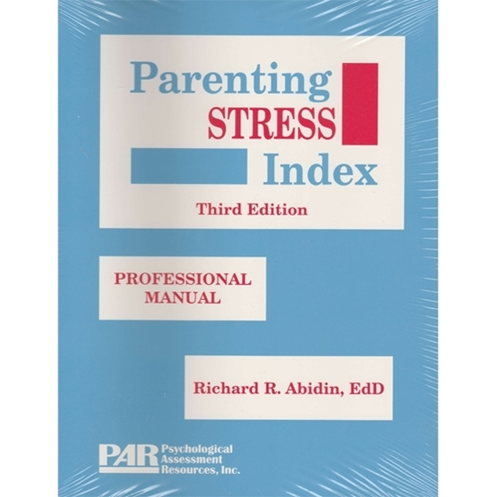 Εικόνα της Parenting Stress Index 3d Edition