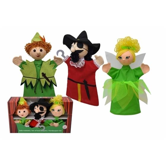 Εικόνα της Κούκλες Kουκλοθεάτρου Πήτερ Παν