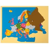 Εικόνα της Puzzle Map: Europe