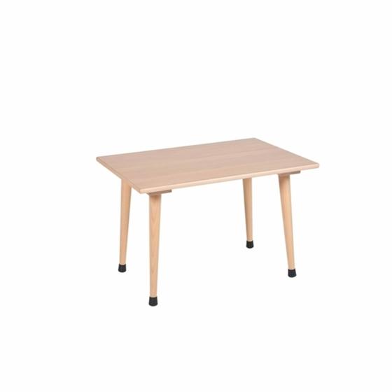 Εικόνα της Ορθογώνιο Τραπέζι Χαμηλό Montessori