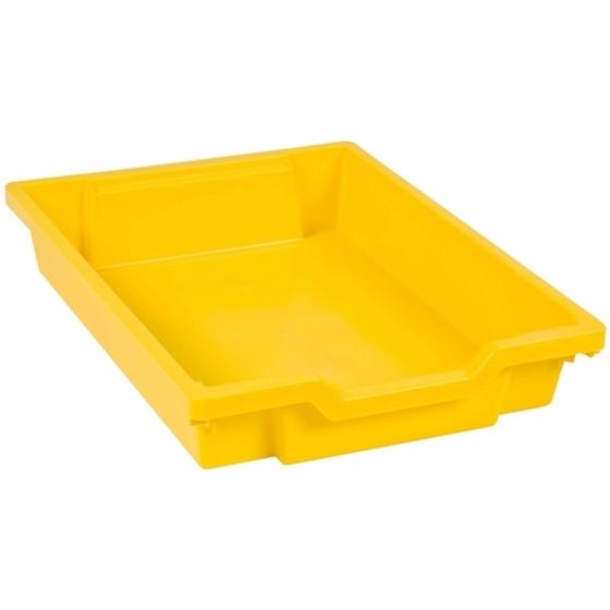 """Εικόνα της Συρτάρι αποθήκευσης κίτρινο 'Montessori"""""""
