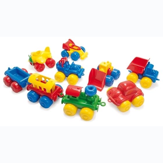 Εικόνα της Πλαστικά Οχήματα