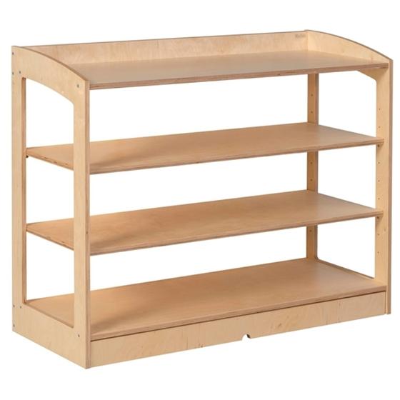 """Εικόνα της Ραφιέρα υλικών ανοχτή """"Montessori"""""""