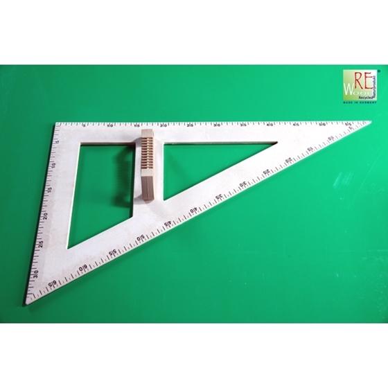 Εικόνα της Σετ τρίγωνα ξύλινα