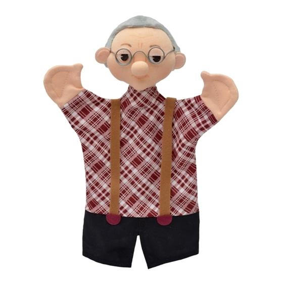 """Εικόνα της Γαντόκουκλα """"Παππούς"""""""