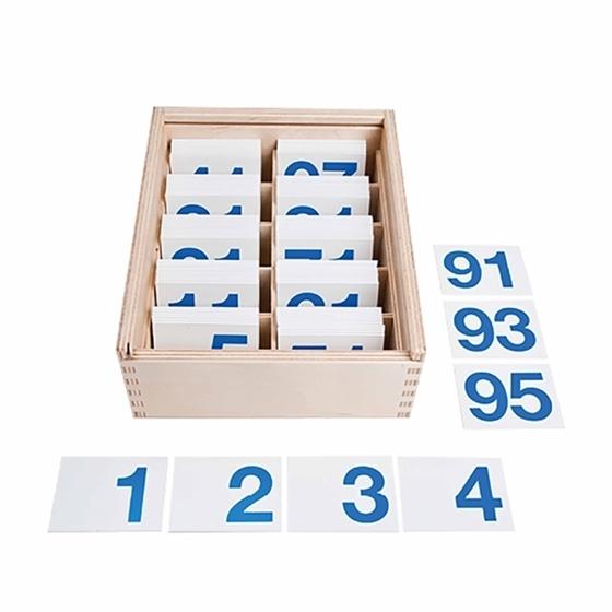 Εικόνα της Κασετίνα μαγνητικών αριθμών