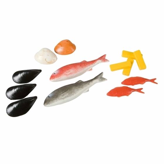 Εικόνα της Ψάρια & Θαλασσινά