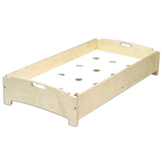 Εικόνα της Ξύλινο κρεβάτι