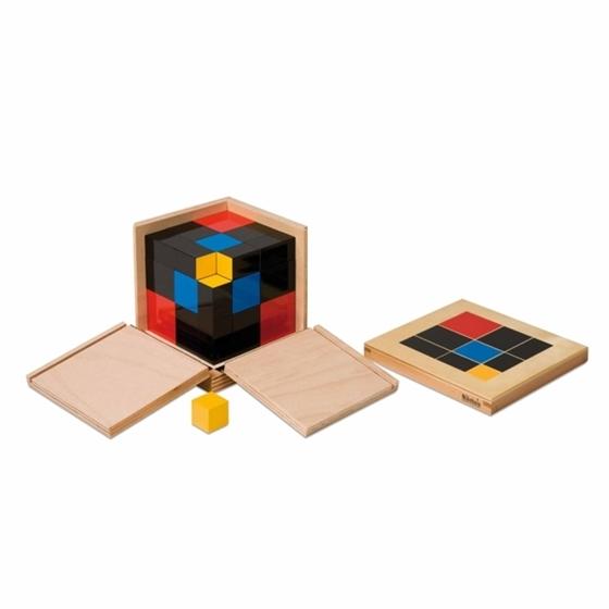 Εικόνα της Trinomial Cube