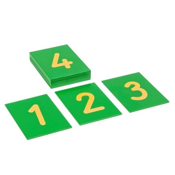 Εικόνα της Αριθμοί με γυαλόχαρτο