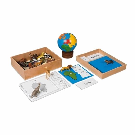 Εικόνα της Το Κουτί των Ζώων ανά Ήπειρο