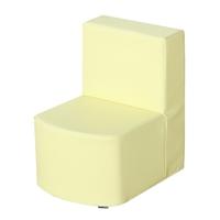 Εικόνα της Πολυθρόνα κίτρινη