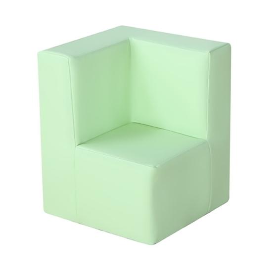 Εικόνα της Λαχανί Γωνιακή Πολυθρόνα