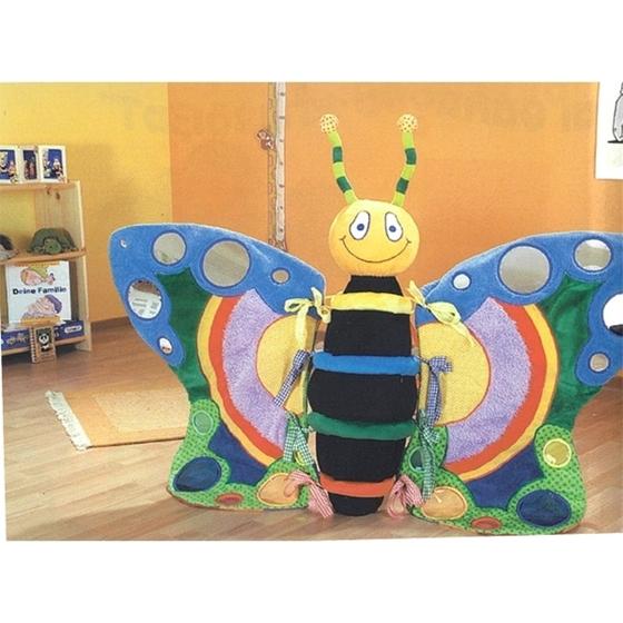 Εικόνα της Μαξιλαράκι δραστηριοτήτων Πεταλούδα