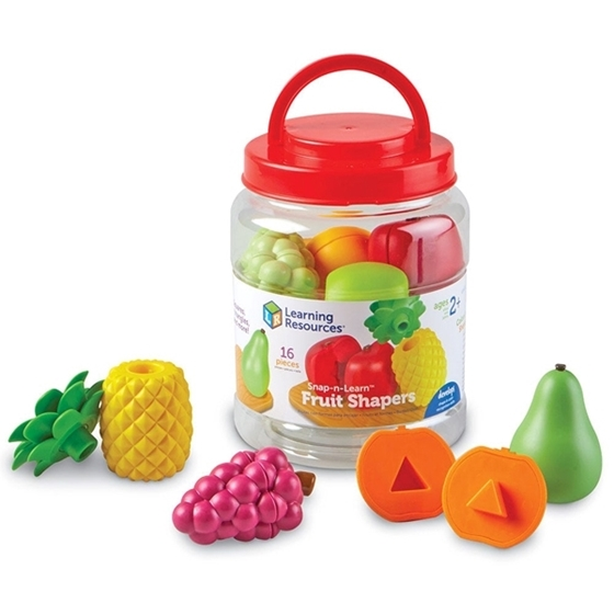 Εικόνα της Φρούτα και Σχήματα