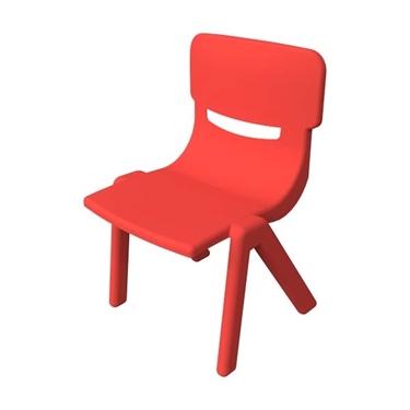 Εικόνα της Fun Chair Κόκκινη
