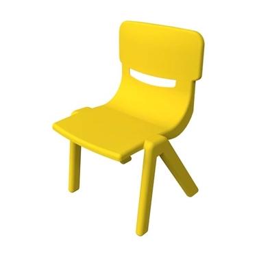 Εικόνα της Fun Chair Κίτρινη
